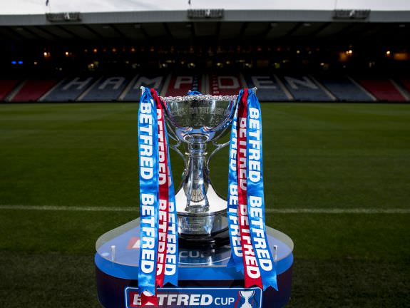 The Betfred Cup Final